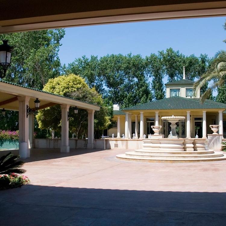Sal n granada jardines la hacienda for Jardines la hacienda