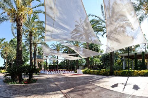 Terraza Alicante | Jardines La Hacienda